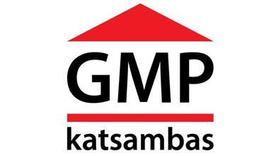 G.M.P Katsambas Logo