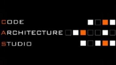 Code Architecture Studio Logo