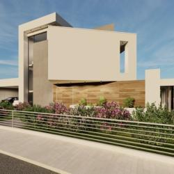 Architectural Design Of A Residental Villa