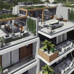 Architecrutal Design For G And M Residential Complex In Germasogeia