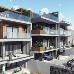 Architecrutal Design For G And M Residential Complex