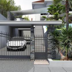 Theofilou Residence